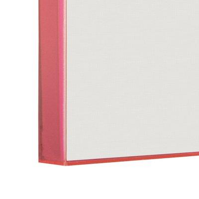 Max Plexibox Neon Pink